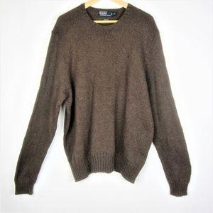 POLO RALPH LAUREN LikeNu Sweater 2XL Cotton Linen